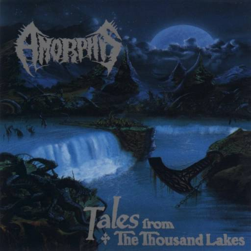 Amorphis - Tales From The Thousand Lakes (1994)