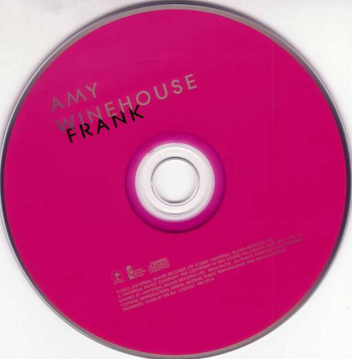 Amy Winehouse - Frank 2003