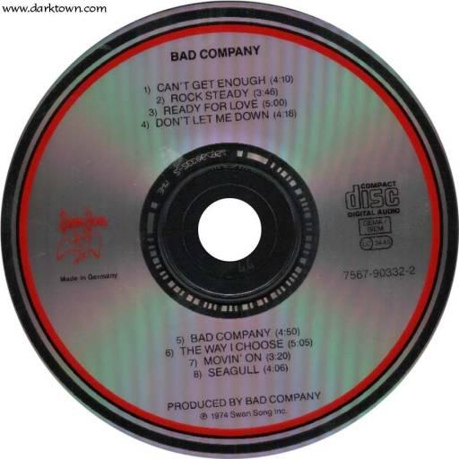 Bad Company - Bad Company (1974)