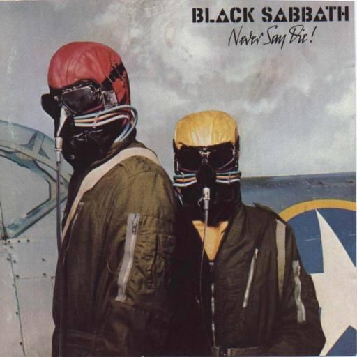 Black Sabbath - Never Say Die (1978)