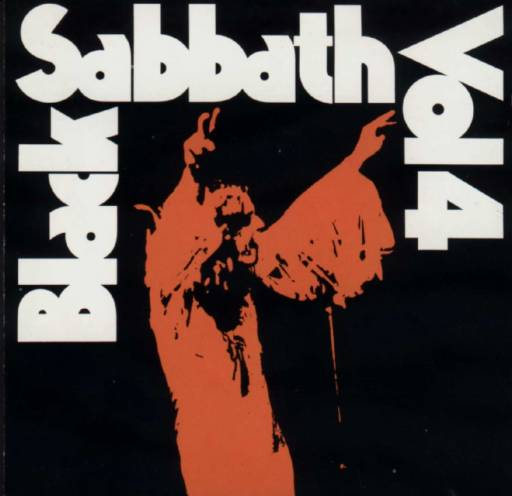 Black Sabbath - Vol 4 (1972)