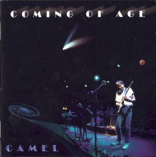 Camel - Coming Of Age 1998