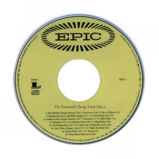 Cheap Trick - The Essential Cheap Trick 2004