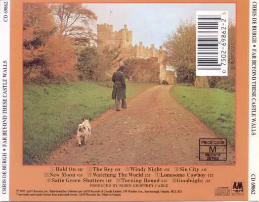 Chris De Burgh - Far Beyond These Castle Walls 1975