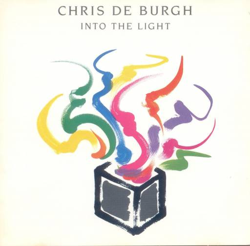 Chris De Burgh - Into The Light 1986