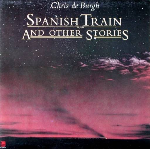 Chris De Burgh - Spanish Train And Other Stories 1975