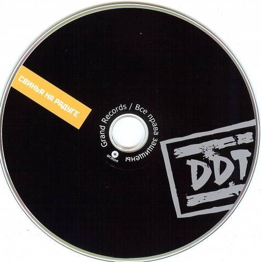 ДДТ - Свинья на радуге 2001