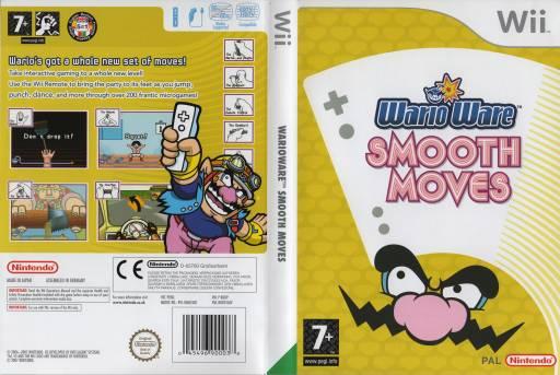 WarioWare: Smooth Moves Nintendo Wii