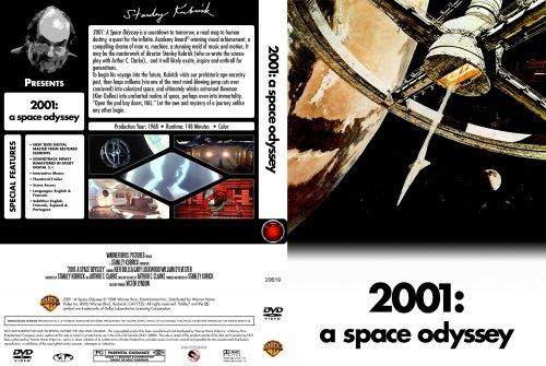2001 год: Космическая одиссея / 2001: A Space Odyssey (1968)