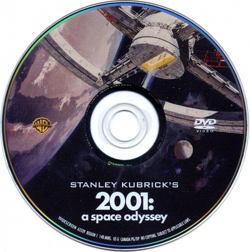 Космическая одиссея 2001 года - 2001 a space odyssey (1968)