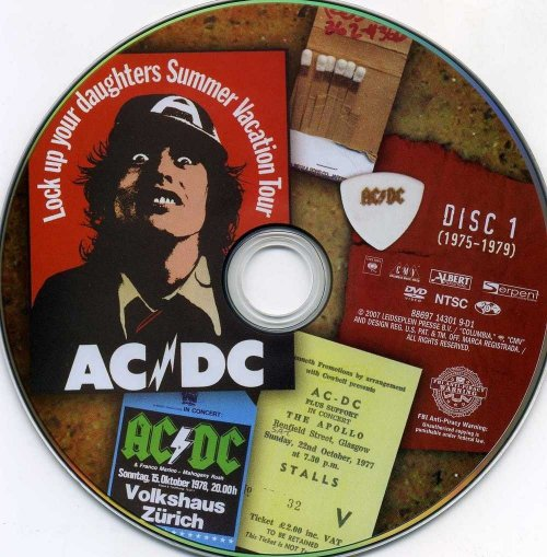 AC DC - Plug me in collectors edition 2007