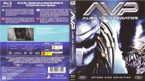 Чужой против хищника - Alien vs predator