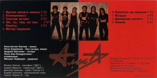 Алиса - Блок Ада (1987)
