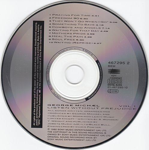 George Michael - Listen Without Prejudice, Vol. 1 (1990)