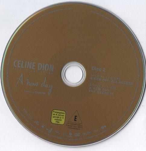Celine Dion - A New Day: Live In Las Vegas