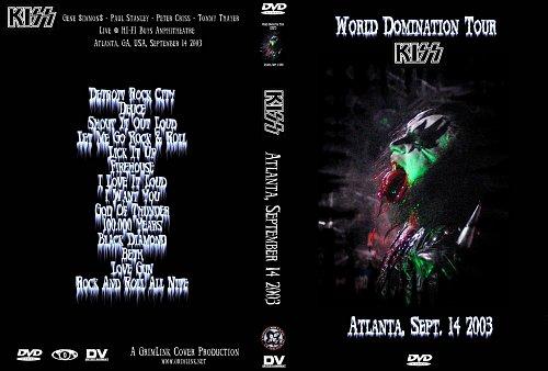 Kiss - Live In Atlanta 2003