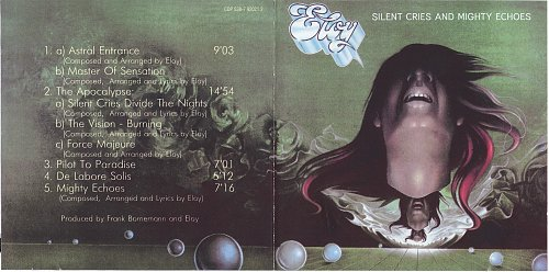 Eloy - Silent Cries And Mighty Echoes 1979