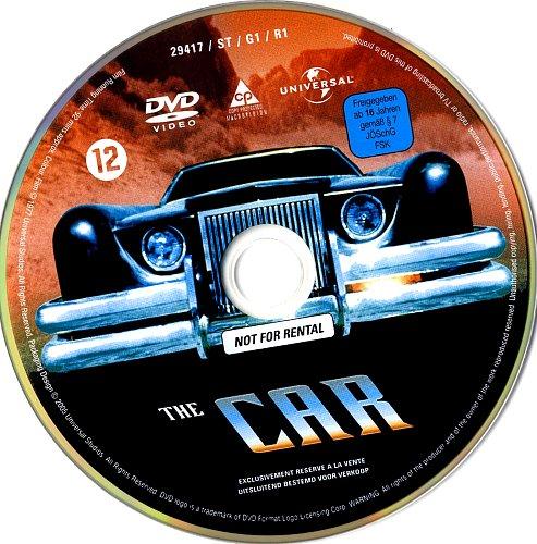 Автомобиль-убийца / Car, The (1977)
