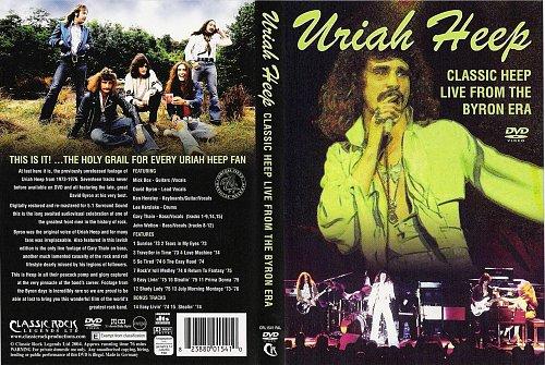 Uriah Heep - Classic Heep Live From Byron Era (2004)