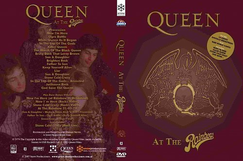 Queen - At The Rainbow
