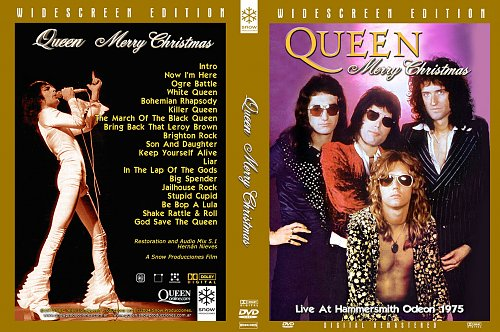 Queen - Live At The Hammersmith Odeon 1975