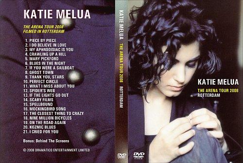 Katie Melua - The Arena Tour 2008 Rotterdam (2008)