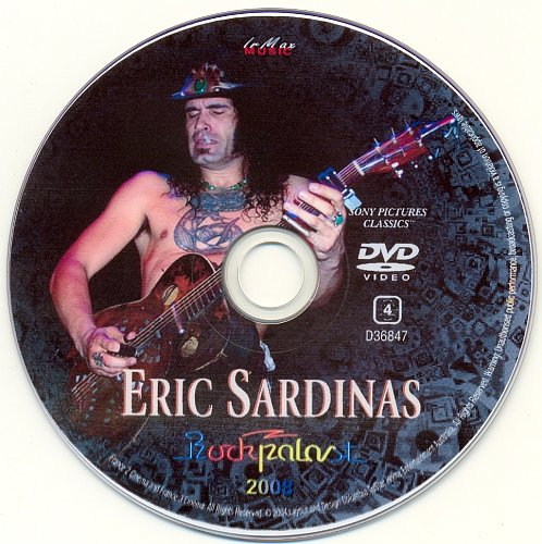 Eric Sardinas - Rockpalast 2008