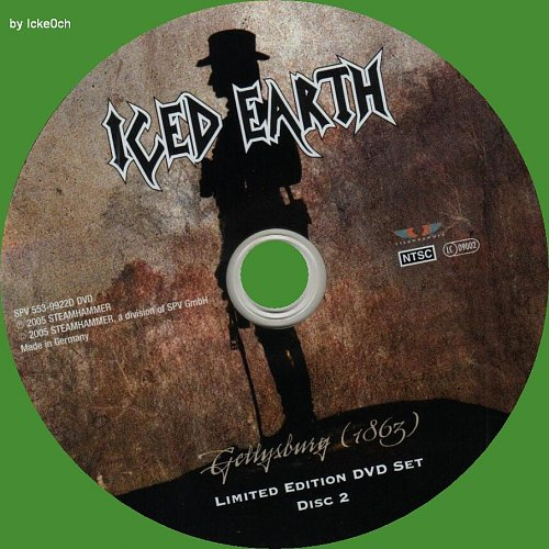Iced Earth - Gettysburg (1863)