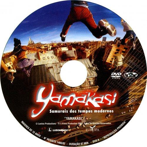 Ямакаси - Новые самураи / Yamakasi - Les samourais des temps modernes (2001)