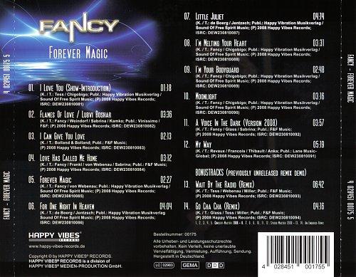 Fancy - Forever Magic 2009