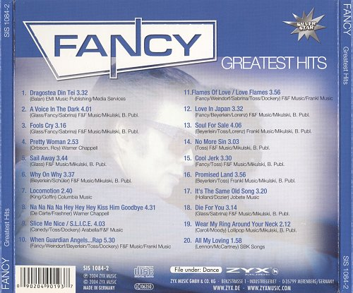 Fancy - Greatest Hits