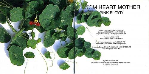 Pink Floyd - Atom Heart Mother -1970