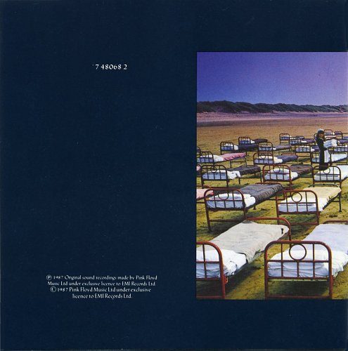 Pink Floyd - A Momentary Lapse Of Reason - 1987