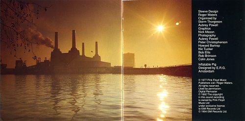 Pink Floyd - Animals - 1977