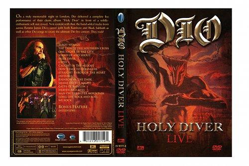 DIO - Holy Diver (live) 2006