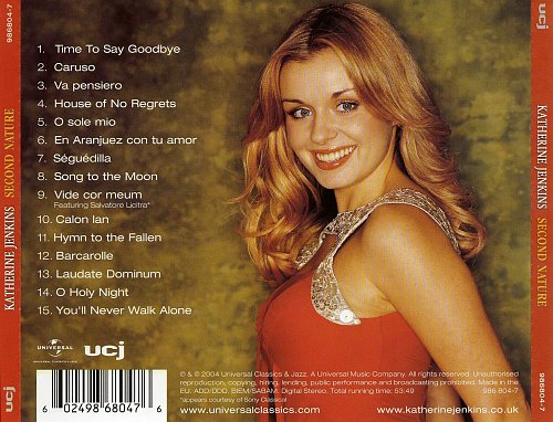 Katherine Jenkins - Second Nature