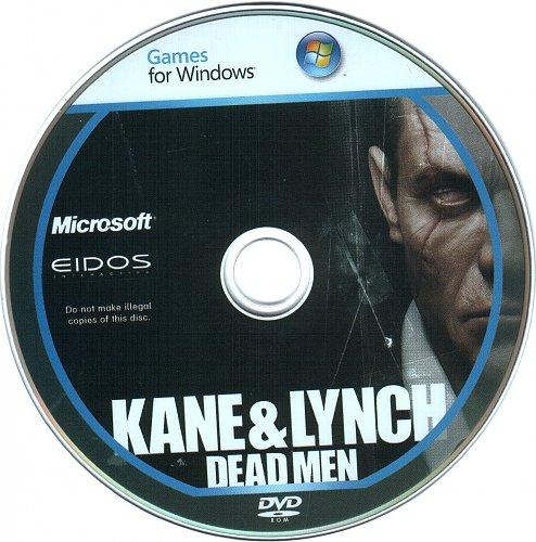 Kane Lynch Dead Men