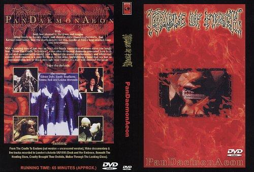Cradle Of Filth - Pandaemonaeon (1998)