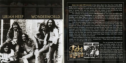 Uriah Heep - Wonderworld (1974)