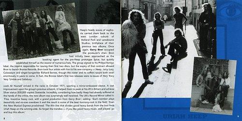 Uriah Heep - Look At Yourself (1971)