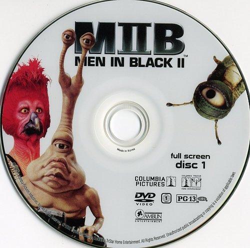 Люди в черном/ Men in black