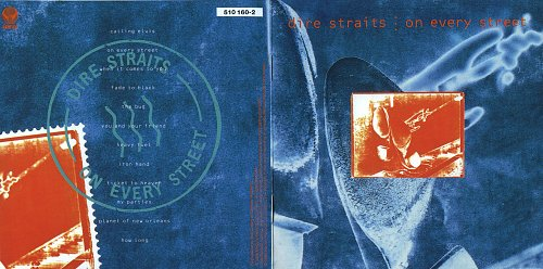 Dire Straits - On Every Street - Booklet (1-8)