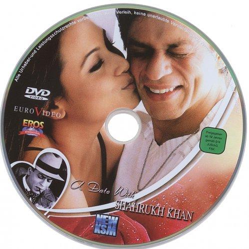 Shahrukh Khan - A Date With Shahrukh Khan