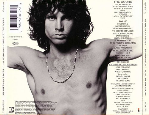 Jim Morrison - An American Prayer (Musik By The Doors) (1978)