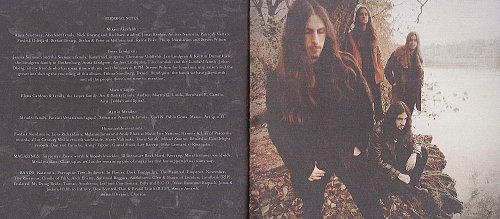 Opeth - Blackwater Park 2010