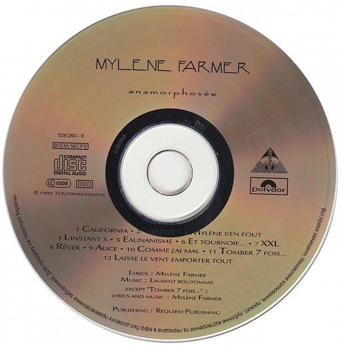 Mylene Farmer - Anamorphosee (1995)