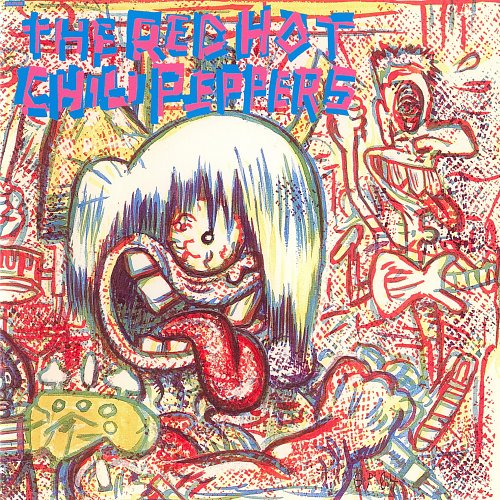 Red Hot Chili Peppers - The Red Hot Chili Peppers 1984 [Japan Press]