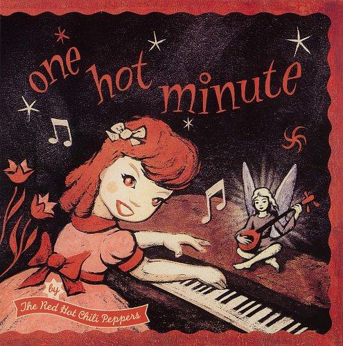 Red Hot Chili Peppers - One Hot Minute 1995 [Japan Press]