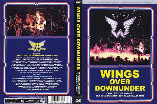Wings - Over Downunder