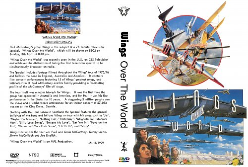 Wings - Over The World